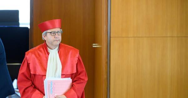 Il presidente della Corte costituzionale AndreasVosskuhle (AFP)