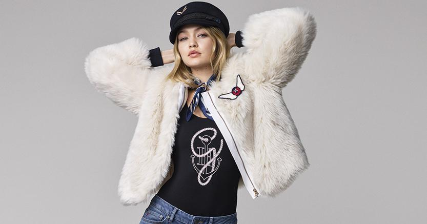 e63f110178f39f Gigi Hadid firma una capsule collection per Tommy Hilfiger - Il Sole ...