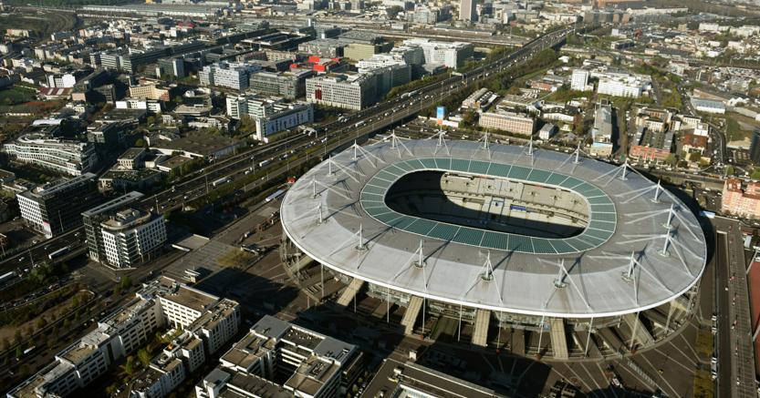 Lo Stade de France di Parigi. (Afp)