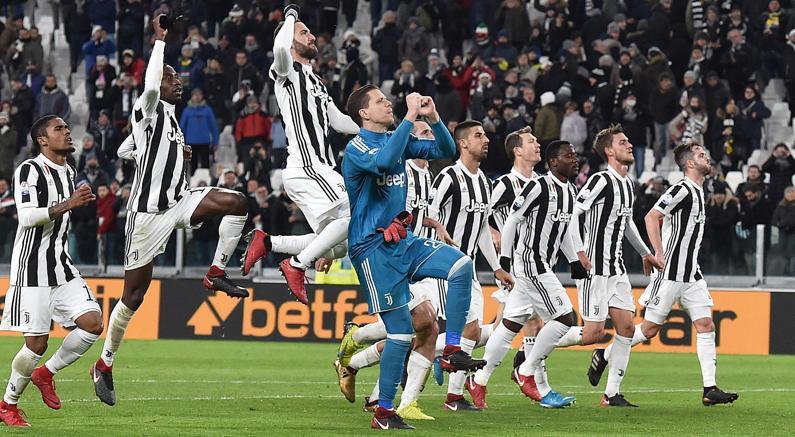 Coppa Italia, Juventus-Torino 2-0, Allegri in semifinale