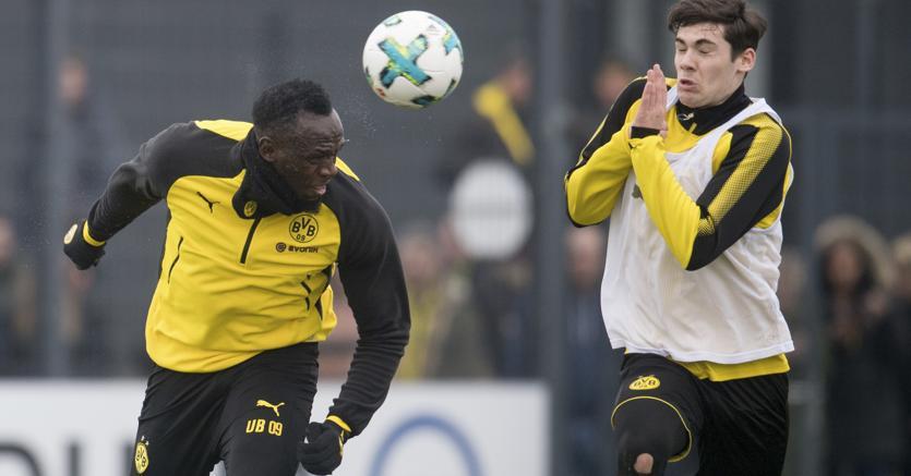 Allenamento Borussia Dortmund modello