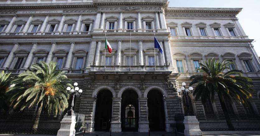 Bankitalia, in Italia la ripresa continua a ritmi moderati