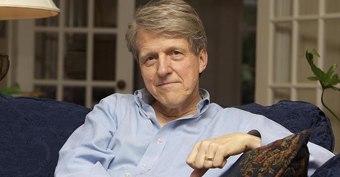 Il premio Nobel Robert Shiller (Reuters)