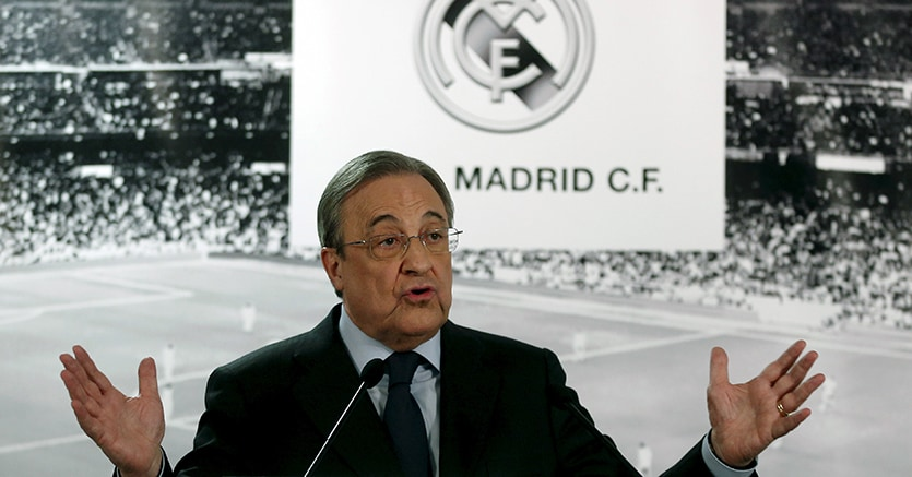 Florentino Perez (Reuters)