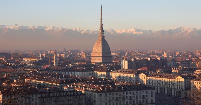 Torino, la Mole Antonelliana (Marka)