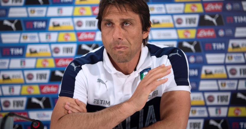 Antonio Conte  (Afp)