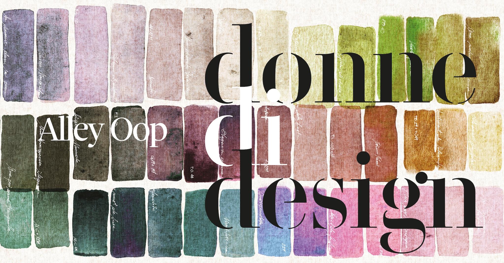 Alley oop donne di design il sole 24 ore for Idee di design di coperta