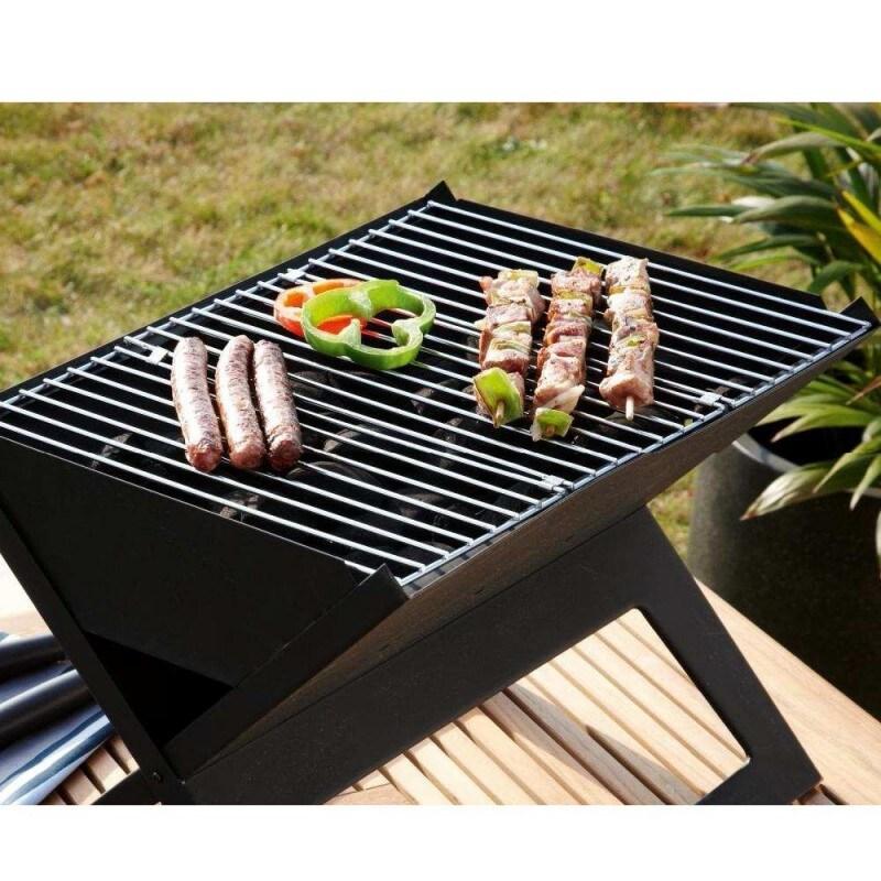 Cucinare fuori dal barbecue pieghevole al piano a induzione portatile il sole 24 ore - Piastra ad induzione ikea ...