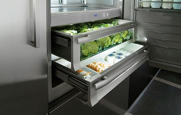 Freezer, dispensa, cantina: tutto tra le porte di un side-by-side ...