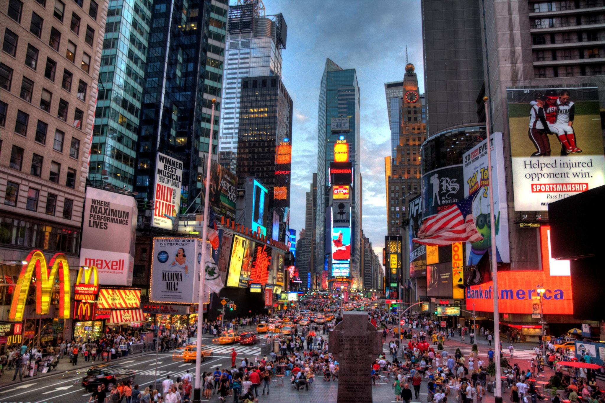 Mollo tutto e apro un ristorante a new york cinque for Immagini desktop new york