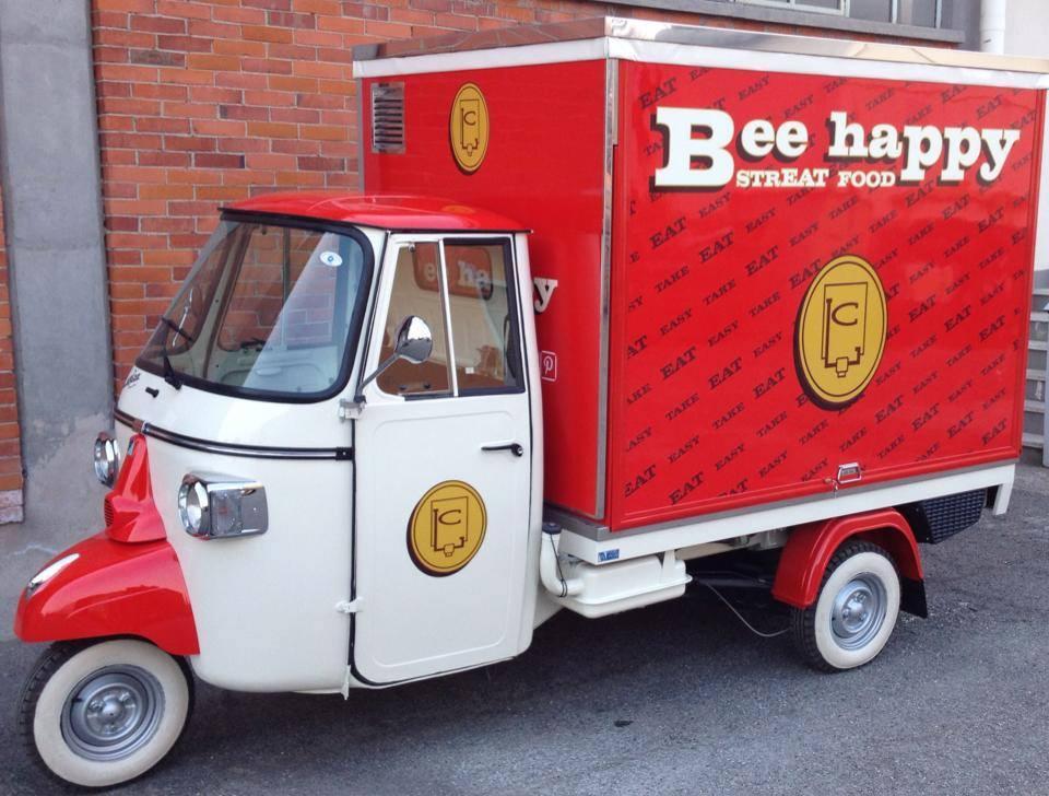 Il cibo di strada diventa gourmet: a Milano il primo festival europeo dei Food truck