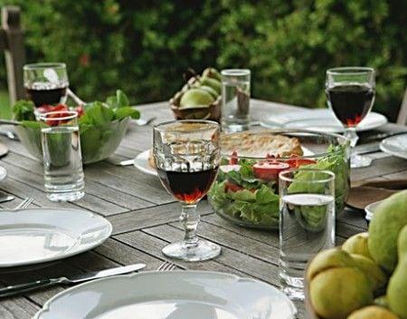 Cene in terrazza: le ricette sono collaudate, ma qual è il vino ...