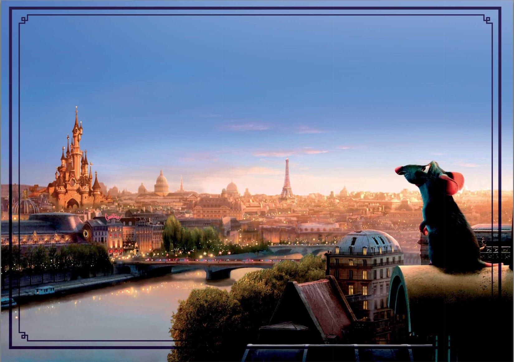 Eurodisney Apre Il Bistrot Di Ratatouille (ma A Cucinare è Un Allievo  #995232 1650 1164 Come Si Chiama La Sala Da Pranzo In Inglese