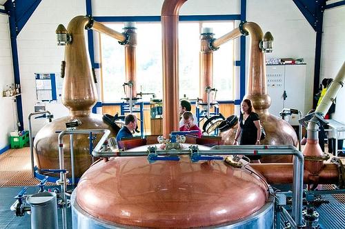 Scozia perch i produttori di whisky votano no il for Indipendenza del piano di cabina del mare