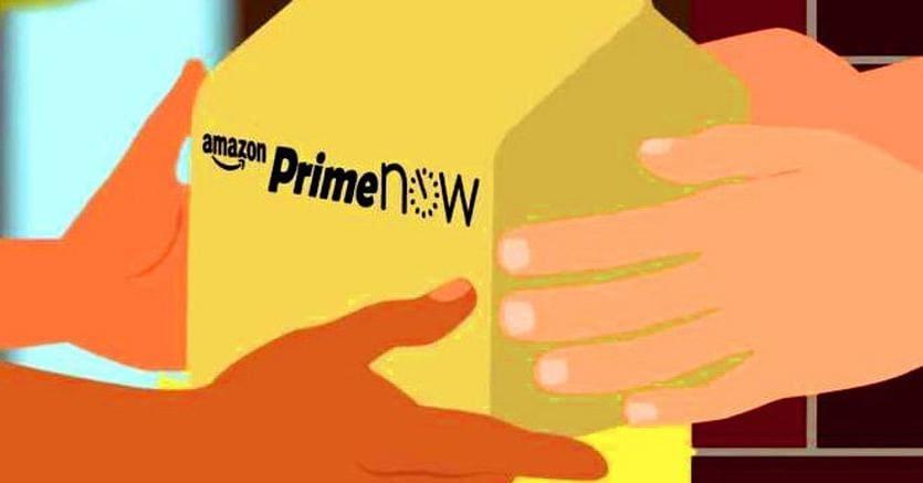 Numeri e spedizioni record: Amazon ricorderà per sempre questo Natale
