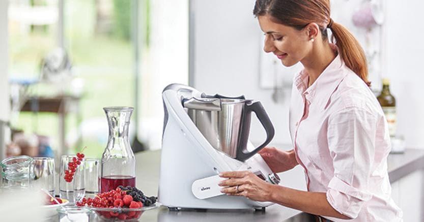 Hai il wi-fi? Il robot da cucina prepara la ricetta da solo ...