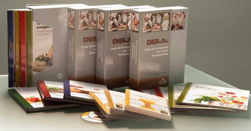 Vuoi diventare chef? Impara con l'e-learning