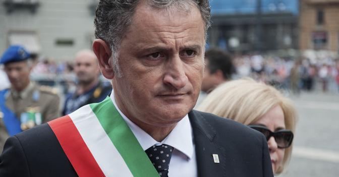 Il sindaco di Ischia, Giosi Ferrandino