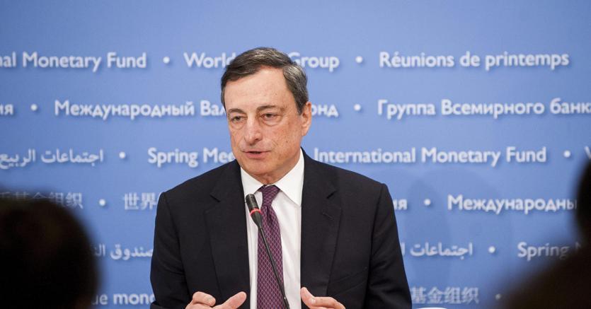 Draghi: QE oltre marzo 2017 se necessario