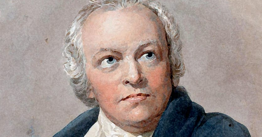 Poeta, incisore, pittore inglesePoeta, incisore, pittore inglesePoeta, incisore, pittore inglese William Blake (1757-1827)