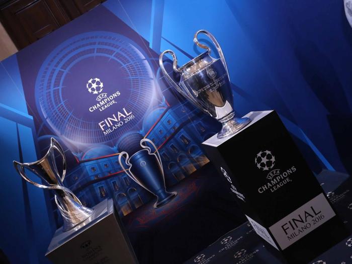 Champions: nel 2018 l'Italia avrà nuovamente 4 squadre