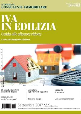Il sole 24 ore notizie di economia finanza borsa fisco for Iva in edilizia