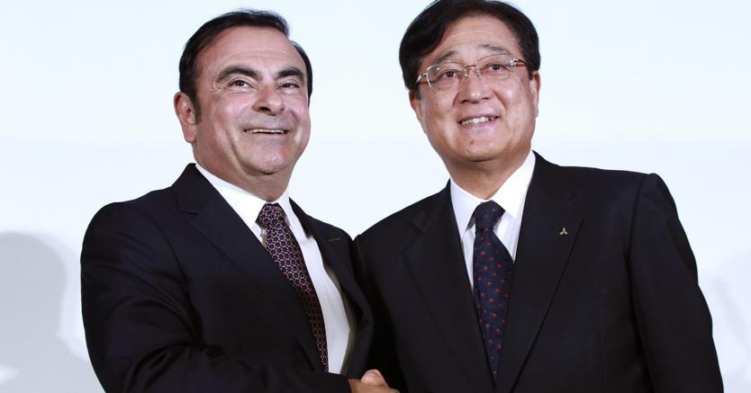 Nissan acquisirà il 34% di Mitsubishi, sarà socio di riferimento
