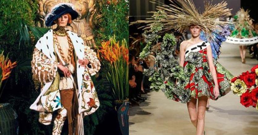 La prima mostra mai dedicata alla volgarità nella moda è un viaggio lungo  500 anni d3fc112dbf9