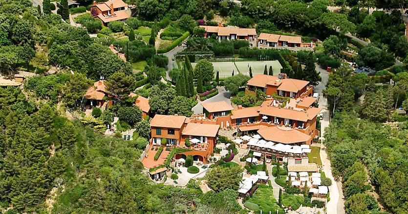 """Hotel """"Il Pellicano"""", Porto Ercole, Toscana"""