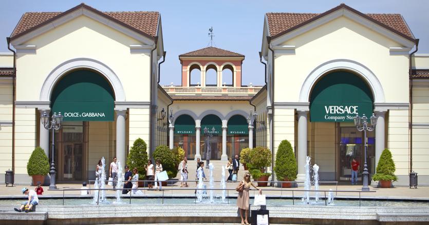 """Moda e lusso.Il """"designer village"""" ospita i più importanti marchi italiani e stranieri"""