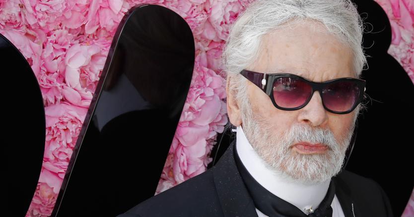 Karl Lagerfeld (Afp)