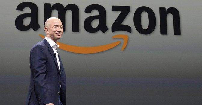 Jeff Bezos supera i 100 miliardi di patrimonio