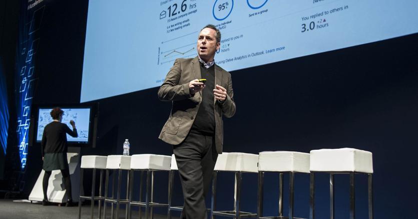 Come si racconta un'azienda? Parla Steve Clayton, storyteller di Microsoft