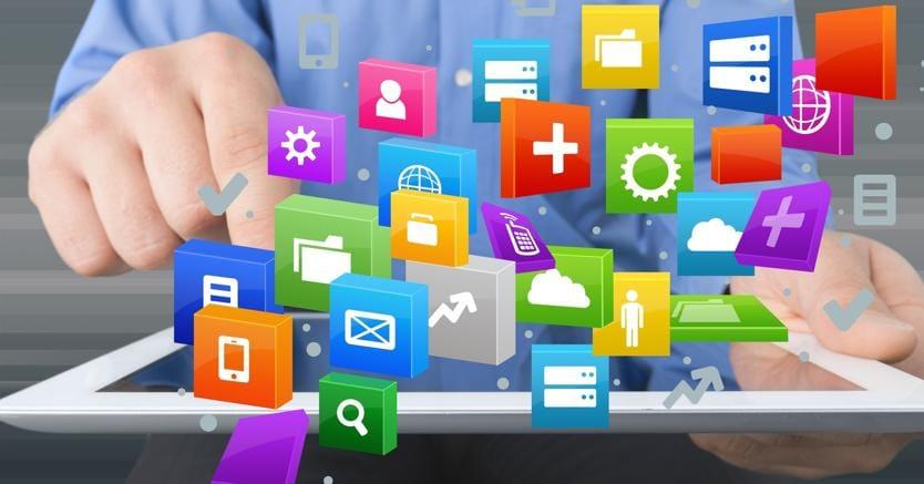 Android N apporta anche una nuova UI di installazione delle app