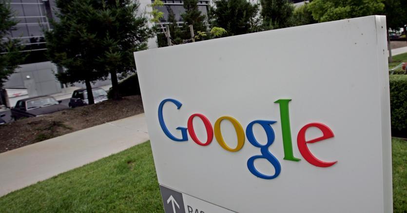 La sede di Google a Mountain View, California (Ansa)