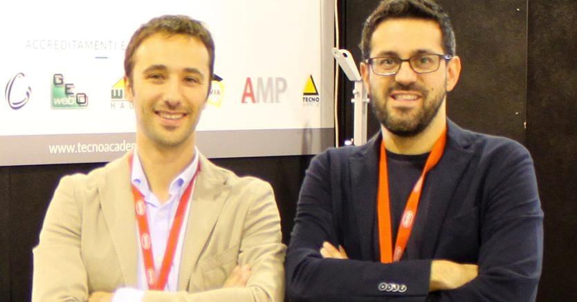 I fondatori di Almadom.us