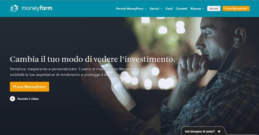 Fintech: Allianz entra in MoneyFarm, investimento da 7 milioni di dollari