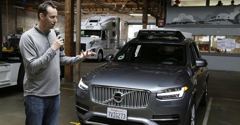 Waymo contro Uber, l'auto senza pilota va in tribunale?