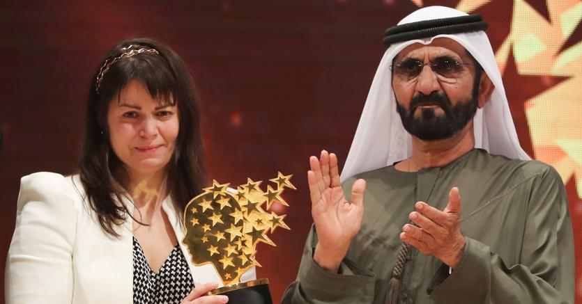 L'insegnate canadese MacDonnell vince il Global Teacher Prize 2017