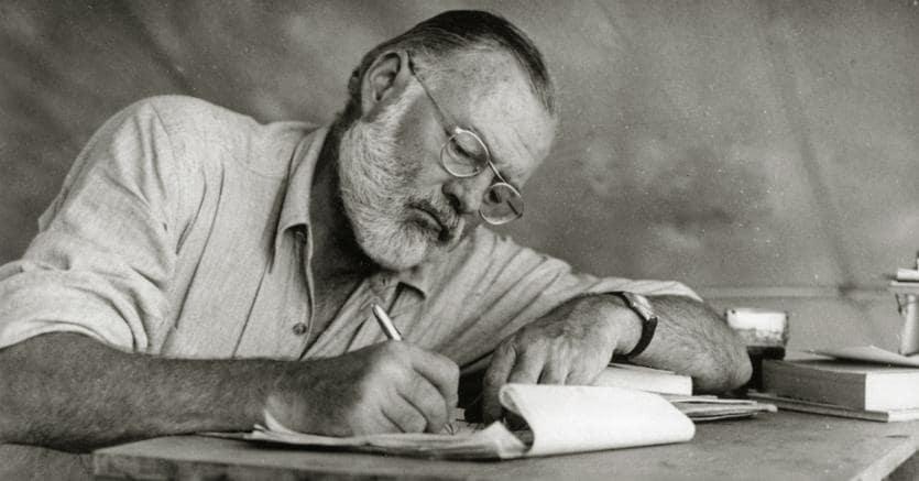 Ernest Hemingway (Olycom)
