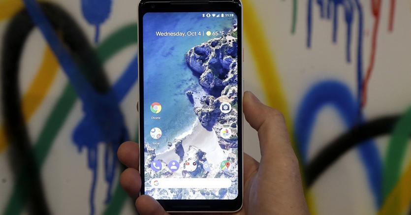 Il nuovo Pixel  2 XL di Google (Ap)