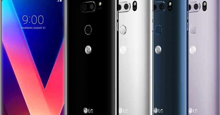 LG V30 messo alla prova, un top di gamma che si fa desiderare