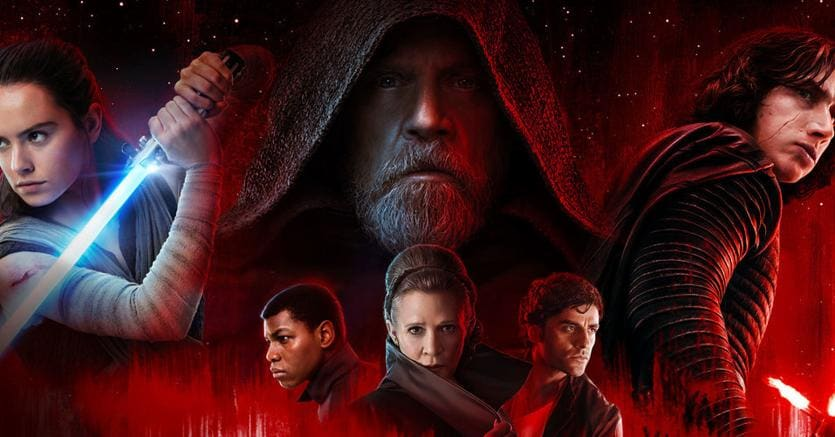 Star Wars Gli ultimi Jedi: 3 nuove spettacolari clip in inglese