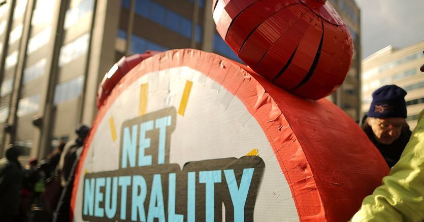 Cancellata la neutralità delle rete