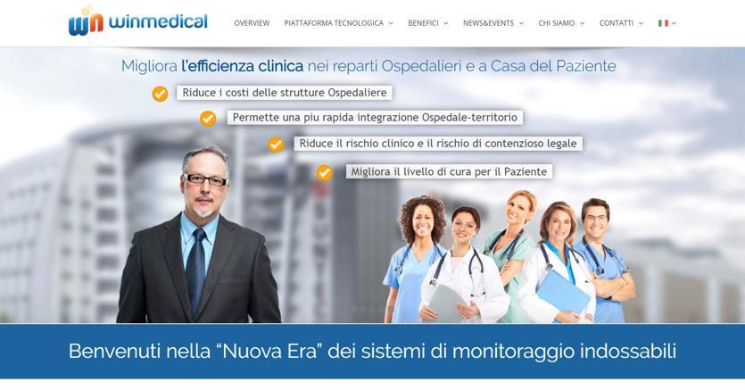 (http://www.winmedical.com/it/ )