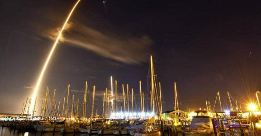 Missione segreta per SpaceX