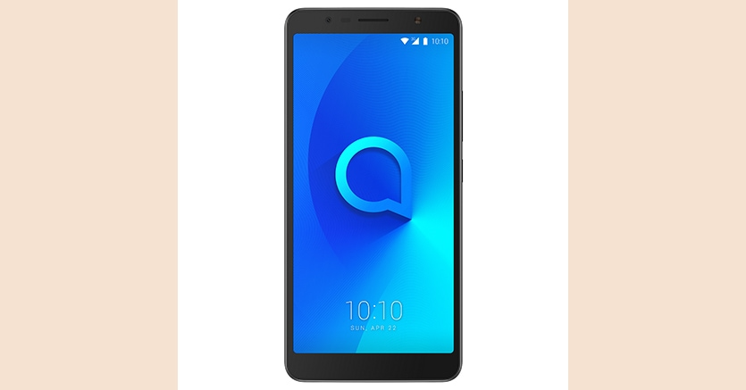 Alcatel 3C arriva in Italia con un display a 18:9