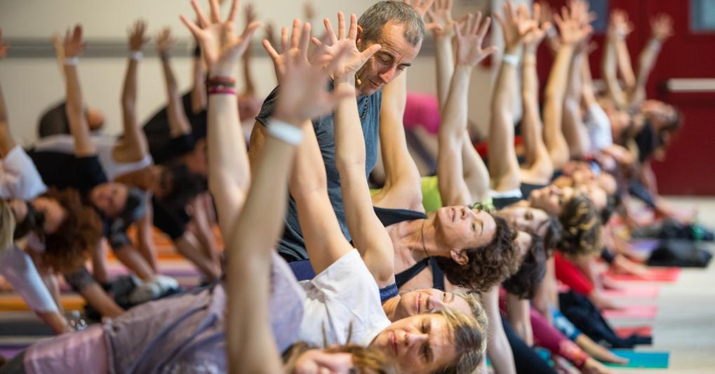 Al via lo YogaFestival: novità e appuntamenti dell'edizione 2019