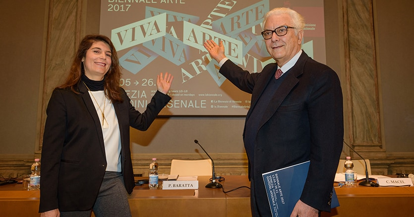 "Christine Macel presenta ""La Mostra Internazionale VIVA ARTE VIVA"""