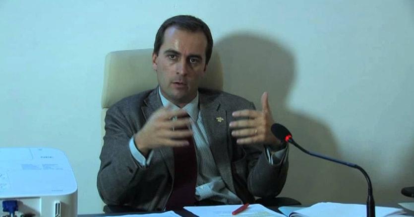 ) Ferdinando Tozzi, presidente della Commissione sul Dds in seno al Comitato consultivo per il diritto d'autore